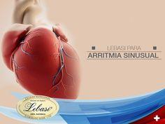 Conoce más acerca de la arritmia sinusual en facebook LEBASI.MEXICO