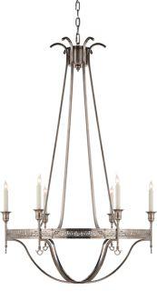 LARGE SAVANNAH CHANDELIER - Circa Lighting by John Rosselli