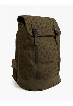 X Christopher Raeburn Men's Printed Backpack