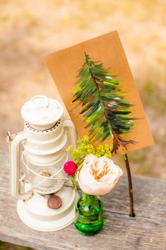 Love this - 10 Incredible Camp Themed Wedding Ideas