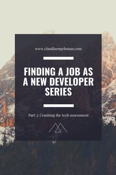 What sets a tech assessment apart from the rest and makes a great impression? tips to make the most of the assessment and get a job offer. Learn To Code, Working On It, Job Offer, Explain Why, Find A Job, In Writing, Search Engine Optimization, Time Management, Assessment