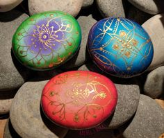 Painted Rocks, Rock Painting, Canada, Stone Painting, Painted Pebbles