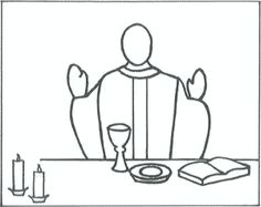 18 Best Christian clip art for Church Bulletins: images in