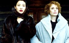 Twin Peak:  Why Piper Laurie and Joan Chen weren't asked back.