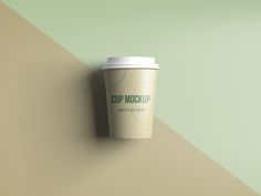 Coffee Cup Mockup on Behance