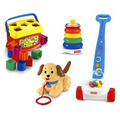 Fisher Price Classics Giftset for baby (Photo: http://www.fisher-price.com/)