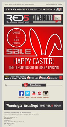 Hm easter deal up to 50 off emaildesign email marketing hm easter deal up to 50 off emaildesign email marketing emailmarketing deal easter e mail marketing pinterest negle Image collections