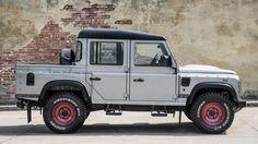 Kahn Design 2015 Land Rover Defender 110