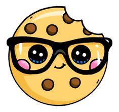 try to draw that kawaii cookie Kawaii Girl Drawings, Cute Food Drawings, Doodle Drawings, Disney Drawings, Doodle Art, Cute Cartoon Drawings, Cute Drawings Tumblr, Griffonnages Kawaii, Arte Do Kawaii