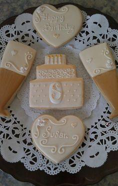 Look more like wedding cookies