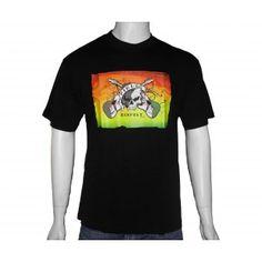 Black Skull T-Shirt