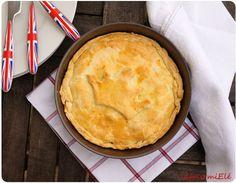 Tourte au boeuf et oignon selon une recette de super #JamieOliver #boeuf  #pie