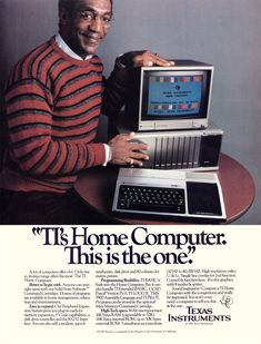 My very first computer.. 1983