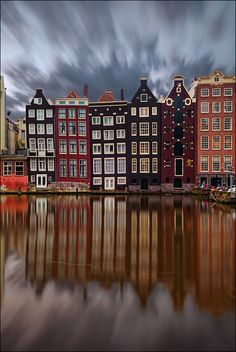 Amsterdam, The Netherlands. I am a quarter Dutch and want to go there SO BAD!