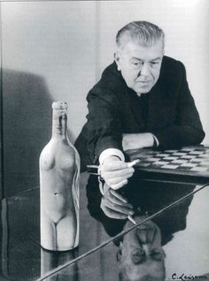 """René Magritte: """"Art evokes the mystery without which the world would not exist"""""""