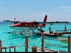 #Maldives Maldivian Air Taxi De Havilland Canada DHC-6-300 Twin Otter