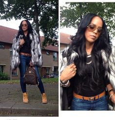 Hair type black structure body wave .. Website www.chierah-dickson.com