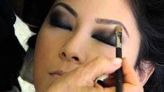 Maquiagem para descendentes de orientais (tutorial)