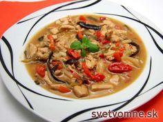 Kuracie po čínsky • Recept | svetvomne.sk