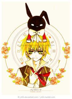 """PANDORA HEARTS greatest anime I saw"" so true xD"