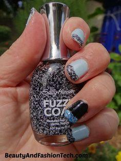 SallyHansenFuzzyCoatTweedyNailArtPhoto shop thumb Sally Hansen I Heart My Nail Art With Fuzzy Coat Polish