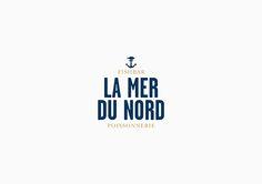 La Mer du Nord   Fishbar on Behance