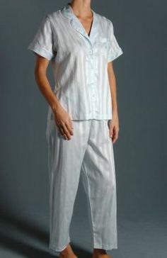 9273373257 P-Jamas Tina s Short Sleeve Pajamas (AH1106) Pjs