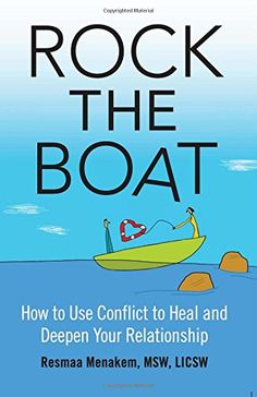 You did NOT miss today's conversation - go to MyNDTALK.org - and enjoy the listen! Rock the Boat: How to Use Conflict to Heal and Deepen Your Relationship by Resmaa Menakem  MSW  LICSW
