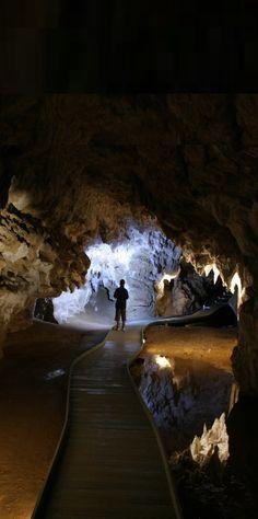 Spirit Cave -Waitomo Caves, North Island, New Zealand