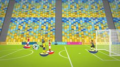 2014 Fifa World Cup - The Offside Rule Explained #fifa #worldcup #brazil2014 #football #soccer #sports