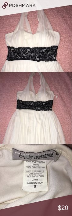 fd97977690d Marilyn Monroe style dress by body central Marilyn Monroe Style 👗 dress  from body central Size small Knee length Around the knock top White with  black lace ...