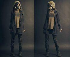 Resultado de imagen para post apocalyptic outfit