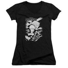 Bleach Swords Juniors V-neck T-Shirt