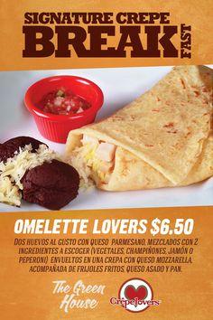 Omelette Lovers