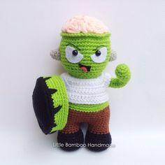 Frankenstein crochet project by TSMin | LoveCrochet
