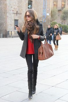 Clara Alonso Style Street Styling It