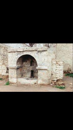 Fountain-Historic fountain-Constructive: Unknown-Year built: Unknown-Pınar street-Harim neighborhood-Bor-Niğde