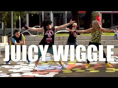 JUICY WIGGLE - Redfoo Dance Choreography | Jayden Rodrigues NeWest - YouTube