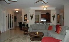 Gulf Front Condo with Large Outdoor Lanai -VaycayHero