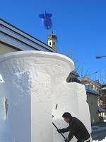 Festival Internazionale di Sculture di Neve - San Candido - San Vigilio