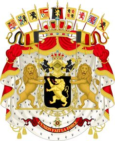 Belgium - Coat of arms