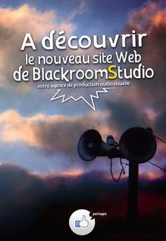 A découvrir le nouveau site Web: blackroomstudio.wix.com/blackroomstudio: