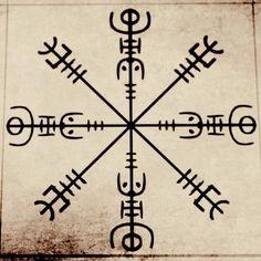 #Galdrastafir #Galdr #Asatru #Heathen #Pagan #Witchcraft #Sigils #Runes #Ræveðis