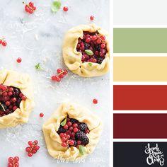 25 Color Palettes Inspired by Beautiful Food Colour Pallette, Colour Schemes, Color Combos, Home Decor Colors, Colorful Decor, House Colors, Color Palette Challenge, Color Inspiration, Color Mixing