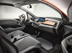 BMW i3 Concept Coupe Interior / Follow my MOTO board!