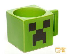 Taza Minecraft