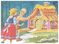 HomeschoolingK: Hansel and Gretel Lesson Plan
