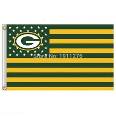 Now available on our store: Green Bay Packers... Check it out here! http://starrynightshop.com/products/green-bay-packers-flag-usa-with-stars-and-stripes-nfl-flag-3x5-ft?utm_campaign=social_autopilot&utm_source=pin&utm_medium=pin