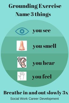 Quick and easy mindfulness exercise