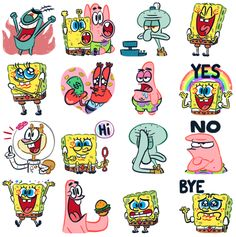 Discover & Share this Spongebob GIF with everyone you know. GIPHY is how you search, share, discover, and create GIFs. Spongebob Tattoo, Spongebob Drawings, Patrick Star, Best Cartoons Ever, Cool Cartoons, Spongebob Friends, Spongebob Spongebob, Patrick Spongebob, Spongebob Squarepants